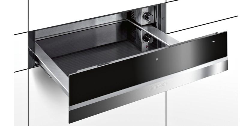 Bosch BIC630NS1B 14cm Warming Drawer (Brushed Steel)