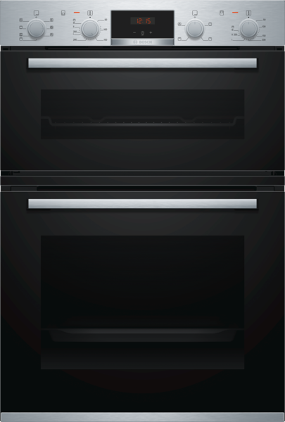 Bosch Serie | 4 MBS533BS0B Built-in Double Multi-Function Oven