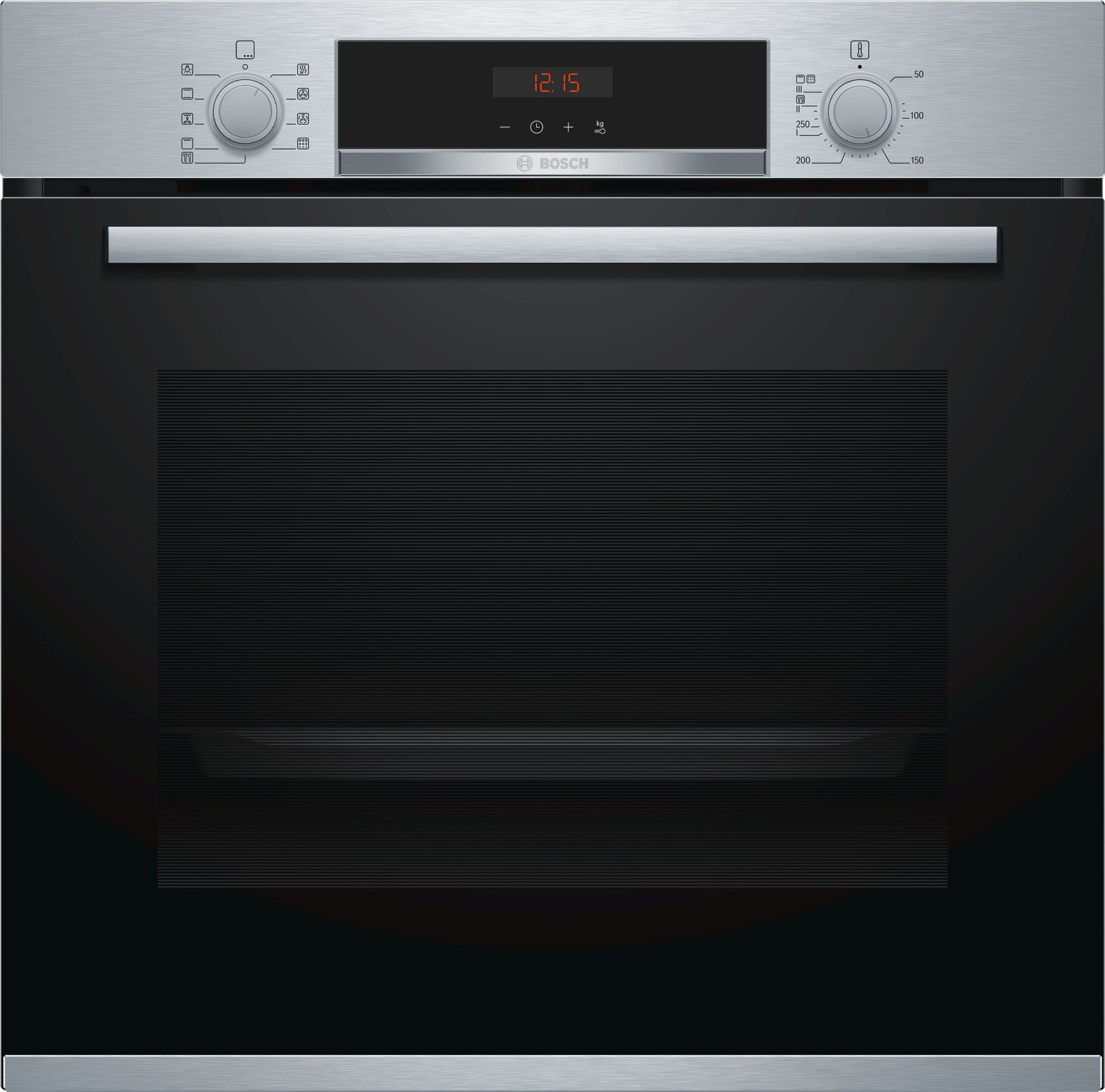 Bosch  Serie | 4 HBS573BS0B Built In Single Oven-Stainless Steel