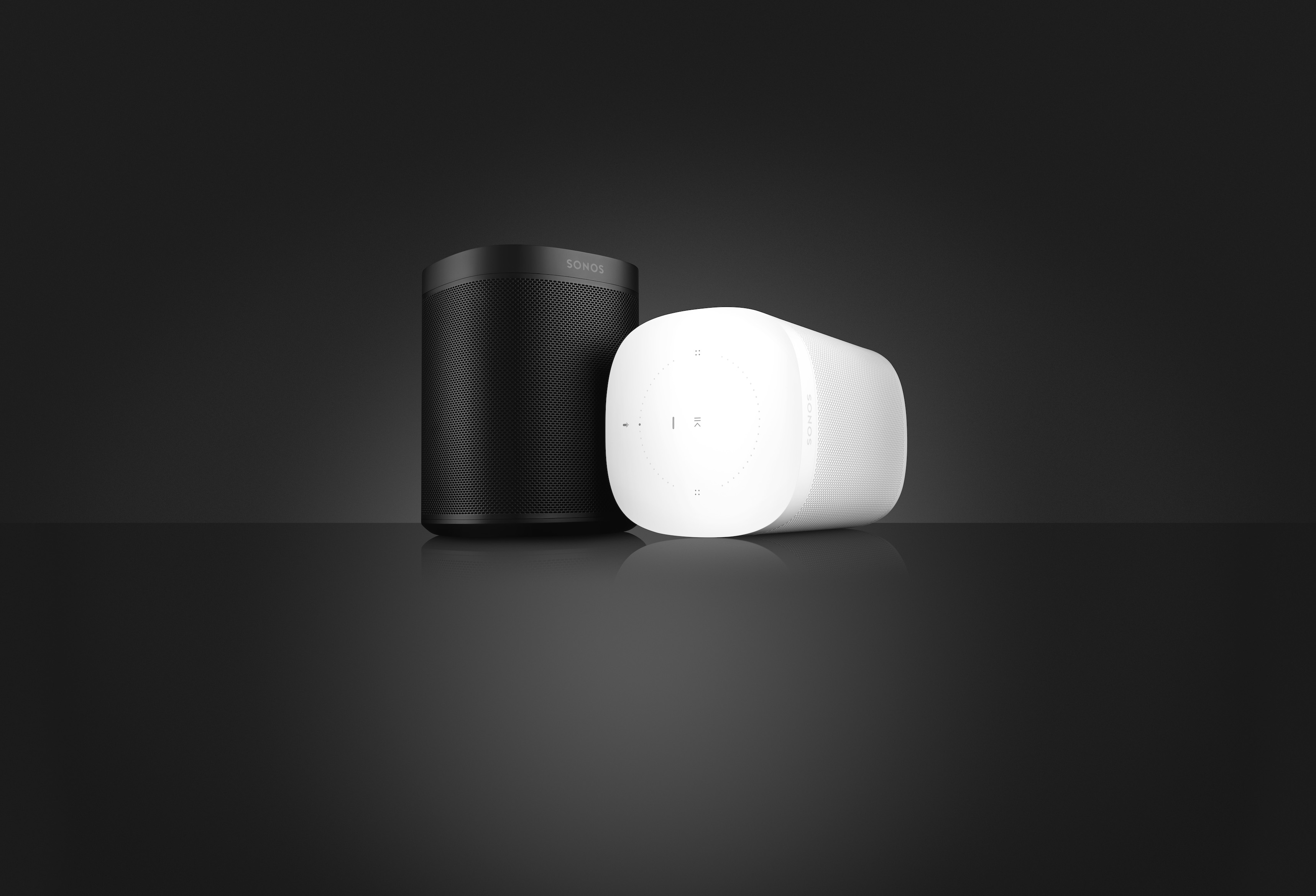 Sonos ONE BLACK With Alexa - Black