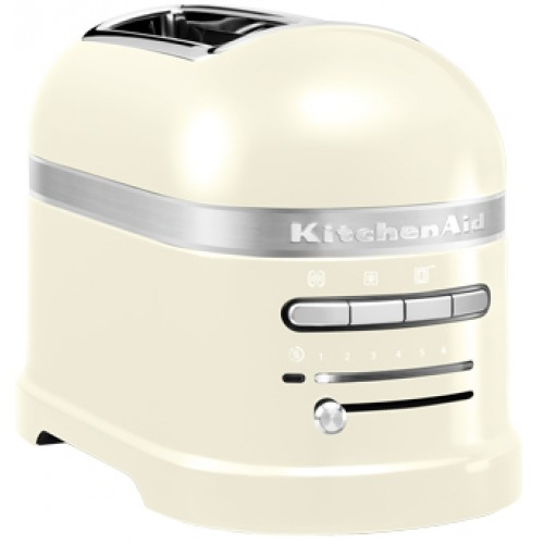 Kitchenaid 5KMT2204BAC Artisan Toaster 2 Slice (Almond Cream)