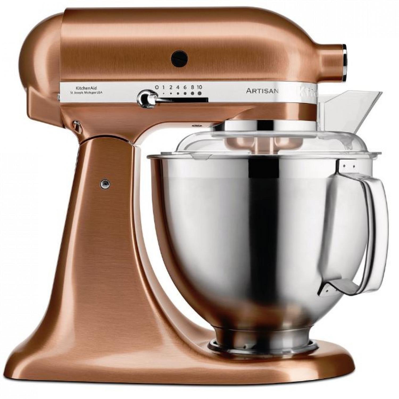 Kitchenaid 5KSM185PSBCP Artisan 4.8L Stand Mixer Copper