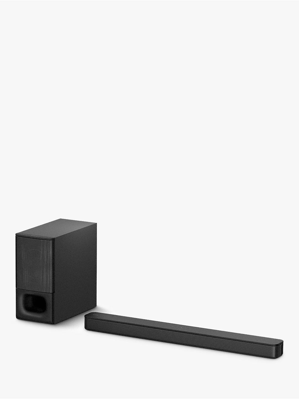 Sony HTSD35CEK 2.1 Bluetooth Sound Bar with Wireless Subwoofer
