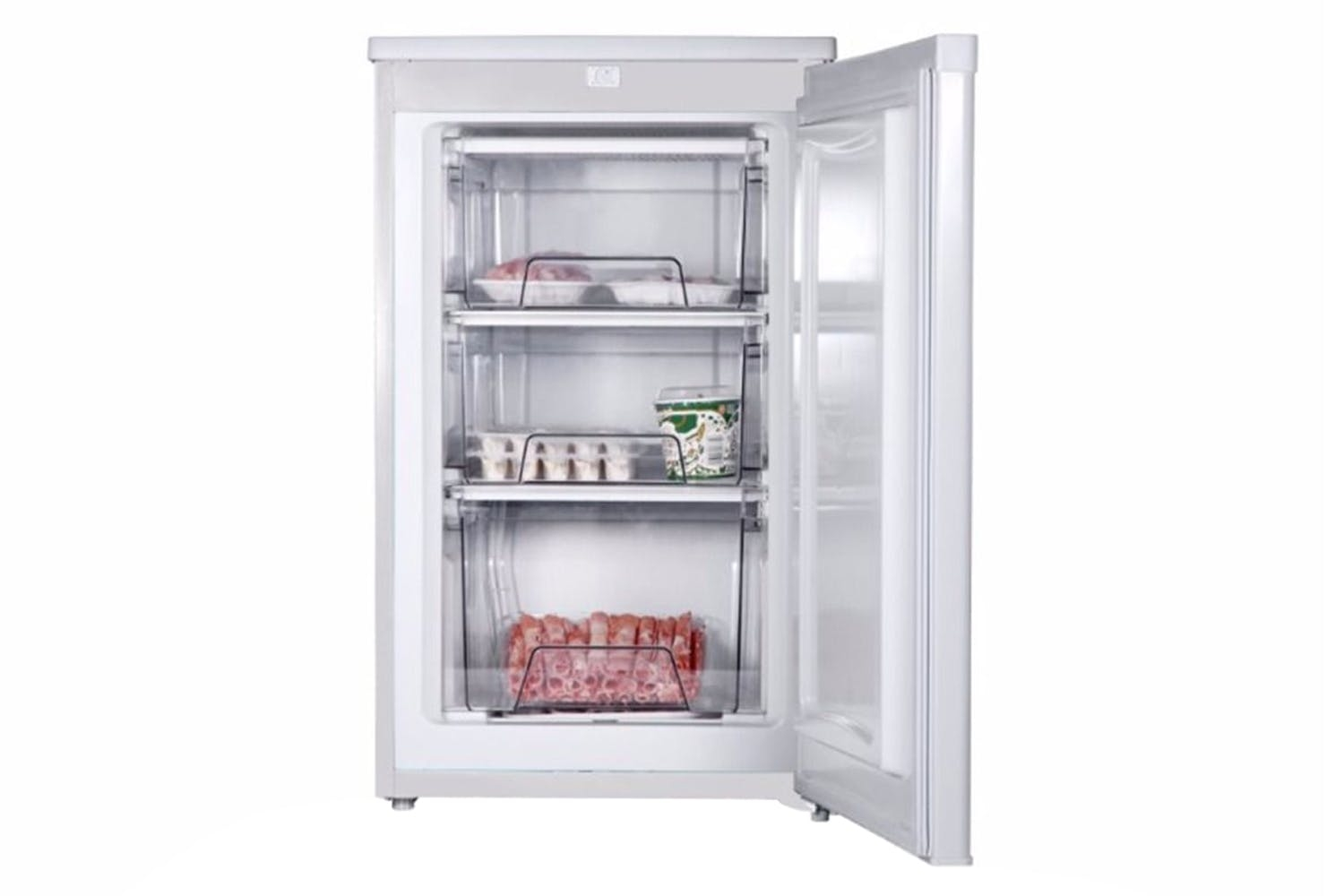 Belling BFZ87WH Under Counter Freezer White