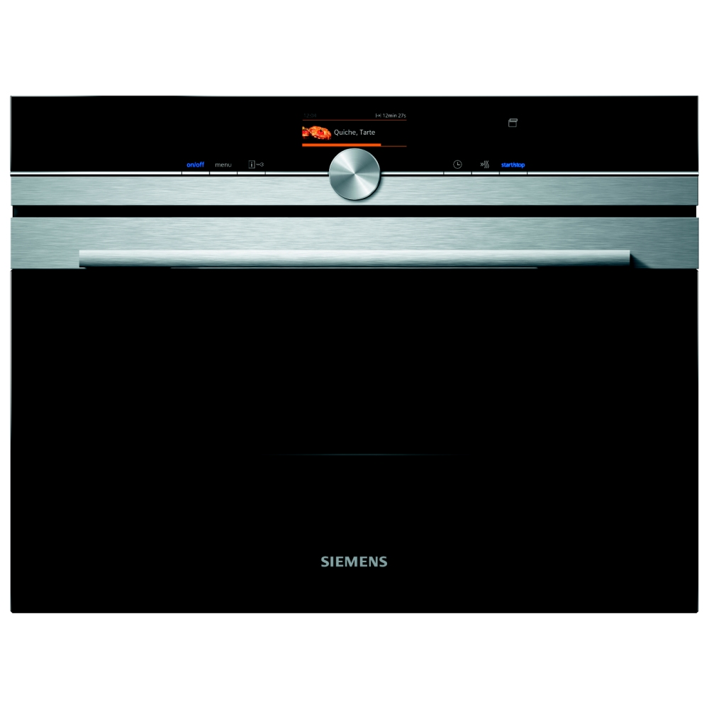 Siemens CS656GBS1B Built-in Steam Combi Oven