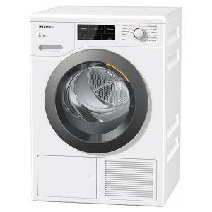Miele TCJ660WP T1 9kg Heat-Pump Tumble Dryer-White