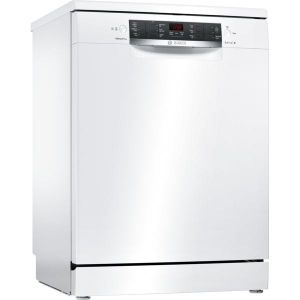 Bosch SMS46MW05G 14 Place Settings Full Size Dishwasher with VarioDrawer - White