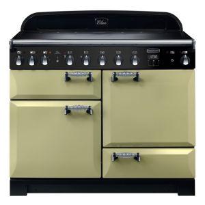 Rangemaster ELA110EIOG ELAN Deluxe 110cm Induction Range Cooker Olive Green