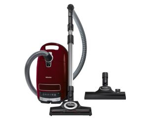 Miele Complete C3 Cat & Dog Powerline SGEF3 - Tayberry Red