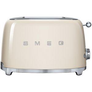 Smeg TSF01CRUK 50's Retro 2 Slice Toaster