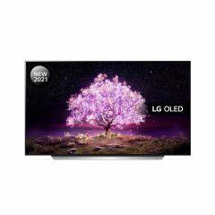 "LG OLED65C16LA 65"" 4K UHD OLED Smart TV with Self- lit Pixel Technology"