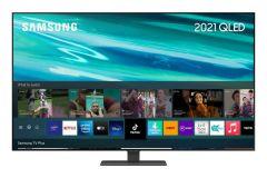 """Samsung QE75Q80AATXXU 75"""" 4K QLED Smart TV"""