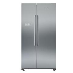 Siemens KA93NVIFP American Side By Side Fridge Freezer Inox EasyClean