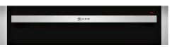 Neff N17HH11N0B 14cm High Warming Drawer Stainless Steel