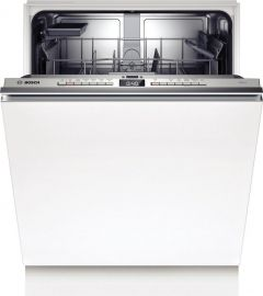 Bosch SGV4HAX40G Built-In Dishwasher - Steel - 13 Place Settings