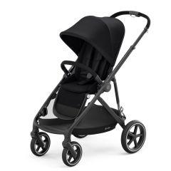 Cybex 520002129 Gazelle S Pushchair - Black Frame/Black Fabric