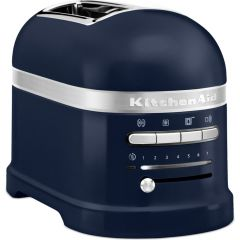 Kitchenaid 5KMT2204BIB Artisan 2 Slice Toaster - Matt Ink Blue