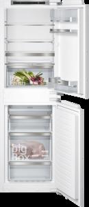 Siemens KI85NADE0G No Frost Integrated Fridge Freezer