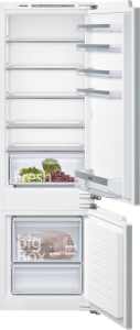 Siemens KI87VVFF0G Low Frost Integrated Fridge Freezer