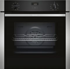 Neff B1ACE4HN0B CircoTherm Single Oven Stainless Steel