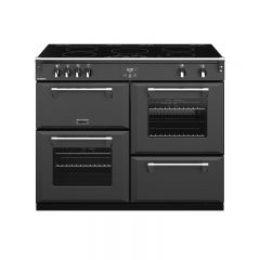 Stoves Richmond RCHS1100EIANT 110cm Electric Induction Range Cooker-Anthracite