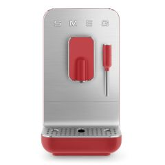Smeg BCC02RDMUK Automatic Bean To Cup Coffee Machine - Red
