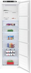 Beko BFFD3577 Integrated Tall Frost Free Freezer