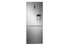Samsung RL4363SBASL/EU Frost Free Fridge Freezer - Stainless Steel