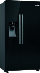 Bosch KAD93VBFPG American Side By Side Fridge Freezer No Frost-Black