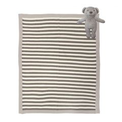Oyster Babystyle Blanket Baby Bear