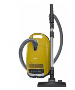 Miele Complete C3 Allergy Powerline - Curry Yellow