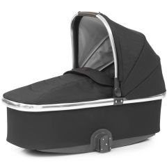 Oyster O3CCCA Oyster 3 Mirror Finish Carrycot Caviar
