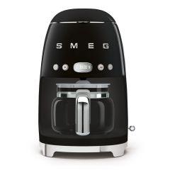 Smeg DCF02BLUK Drip Filter Coffee Machine 50's Style-Black