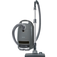 Miele COMPLETE C3 SELECT 890W Vacuum Cleaner - Graphite Grey