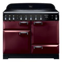 Rangemaster ELA110EICY ELAN Deluxe 110cm Induction Range Cooker Cranberry *DISPLAY MODEL*