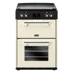 Stoves RICHMOND R600EICRM 60cm Induction Double Freestanding Cooker-Cream