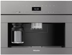 Miele CVA7440GRGR Built-in Coffee Machine with the Patented CupSensor - Graphite Grey
