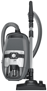 Miele Blizzard CX1 Powerline Excellence Bagless Hoover - Graphite Grey