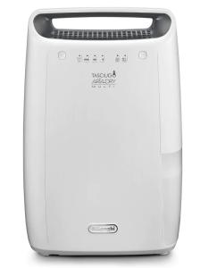 Delonghi DEX214F 14L Compact Dehumidifier White