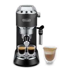 Delonghi EC685.BK Dedica Manual Espresso Coffee Maker Black