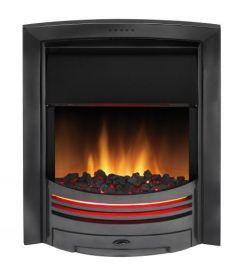 Dimplex ADG20BN Adagio Black Nickel Optiflame Electric Inset Fire