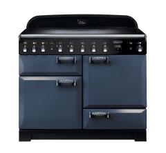 Rangemaster ELA110EISB/ Elan Deluxe 110cm Electric Induction Range Cooker Stone Blue