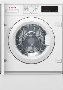 Bosch WIW28301GB 8Kg 1400 Spin Built In Washing Machine White