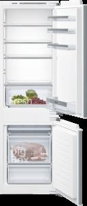 Siemens KI86VVFF0G Low Frost Integrated Fridge Freezer