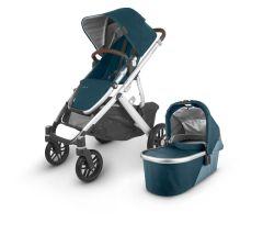 Uppababy 0320-VIS-UK-FIN Vista V2 Pushchair & Carrycot - Finn