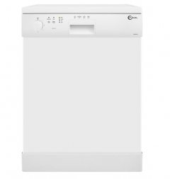 Flavel DWF644W 13 Place Dishwasher White