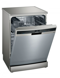 Siemens SN23HI60AG 60cm Freestanding Dishwasher - Stainless Steel