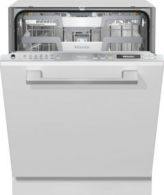 Miele G7160SCVI Fully Integrated Dishwashers With Automatic Dispensing - Stainless Steel