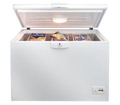 Beko CF1300APW Freestanding Large Chest Freezer-White