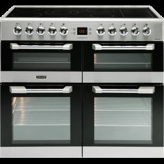 Leisure CS100C510X 100cm Cuisinemaster Electric Range Cooker-Stainless Steel